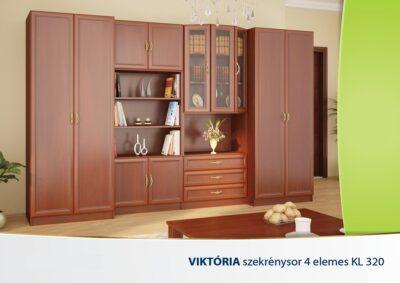 szekrenysor_VIKTORIA-4-ELEMES-KL-320