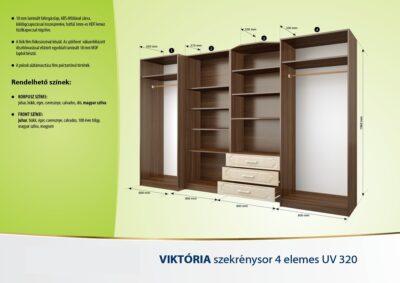 szekrenysor_VIKTORIA-4-ELEMES-UV-320-2