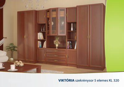 szekrenysor_VIKTORIA-5-ELEMES-KL-320