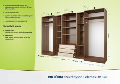 szekrenysor_VIKTORIA-5-ELEMES-UV-320-2