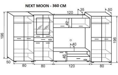 Next-Moon-360SEMAT
